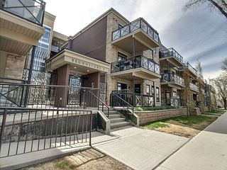 Main Photo: 408 10811 72 Avenue in Edmonton: Zone 15 Condo for sale : MLS®# E4157990
