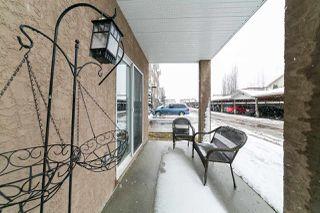 Photo 28: 108 2305 35A Avenue in Edmonton: Zone 30 Condo for sale : MLS®# E4159510