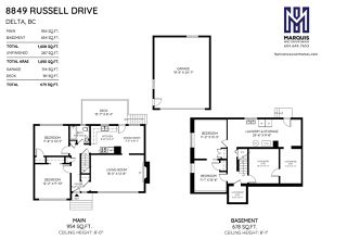 Photo 15: 8849 RUSSELL Drive in Delta: Nordel House for sale (N. Delta)  : MLS®# R2376672
