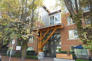 "Main Photo: 327 119 W 22ND Street in North Vancouver: Central Lonsdale Condo for sale in ""Anderson Walk"" : MLS®# R2377671"