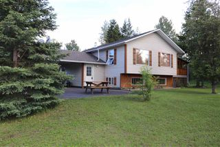 Photo 1: 12705 TELKWA COALMINE Road in Telkwa: Smithers - Rural House for sale (Smithers And Area (Zone 54))  : MLS®# R2380491