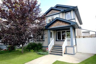 Photo 1: 5598 STEVENS Crescent in Edmonton: Zone 14 House for sale : MLS®# E4166110