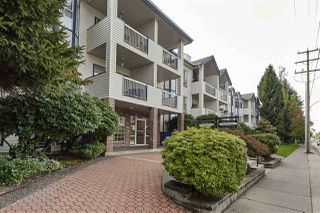 "Photo 1: 311 13918 72 Avenue in Surrey: East Newton Condo for sale in ""Tudor Park"" : MLS®# R2404281"
