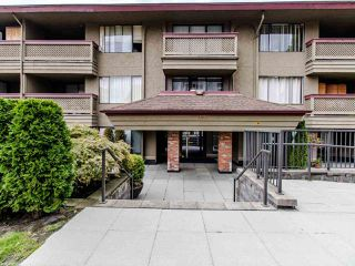 "Photo 1: 314 436 SEVENTH Street in New Westminster: Uptown NW Condo for sale in ""Regency court"" : MLS®# R2404787"