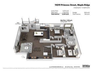 Photo 19: 11019 PRINCESS Street in Maple Ridge: Southwest Maple Ridge House for sale : MLS®# R2410766