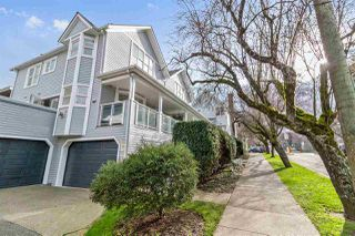 Photo 1: 1840 CYPRESS Street in Vancouver: Kitsilano Townhouse for sale (Vancouver West)  : MLS®# R2438120