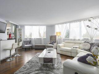 "Photo 2: 306 11881 88 Avenue in Delta: Annieville Condo for sale in ""KENNEDY TOWERS"" (N. Delta)  : MLS®# R2440244"