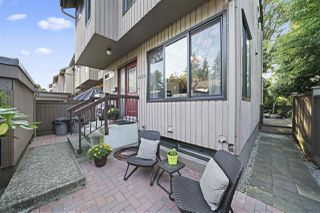 Photo 24: 4225 BIRCHWOOD Crescent in Burnaby: Greentree Village Townhouse for sale (Burnaby South)  : MLS®# R2501600