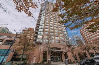 "Photo 1: 215 1189 HOWE Street in Vancouver: Downtown VW Condo for sale in ""GENESIS"" (Vancouver West)  : MLS®# R2519068"