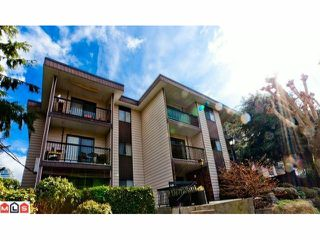 "Photo 1: 220 1442 BLACKWOOD Street: White Rock Condo for sale in ""Blackwood Manor"" (South Surrey White Rock)  : MLS®# F1106343"