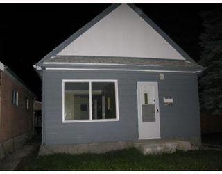 Main Photo: 461 TWEED AVE in WINNIPEG: Residential for sale (East Kildonan)  : MLS®# 2910201