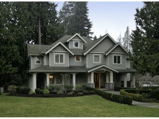 "Photo 1: 3169 136TH Street in Surrey: Elgin Chantrell House for sale in ""Bayview"" (South Surrey White Rock)  : MLS®# F1401327"