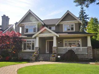 Photo 1: 2856 W 36TH Avenue in Vancouver: MacKenzie Heights House for sale (Vancouver West)  : MLS®# V1063913