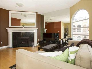 "Photo 4: 404 1040 W 8TH Avenue in Vancouver: Fairview VW Condo for sale in ""THE MAXIMILLIAN"" (Vancouver West)  : MLS®# V1090125"
