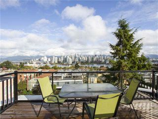 "Photo 13: 404 1040 W 8TH Avenue in Vancouver: Fairview VW Condo for sale in ""THE MAXIMILLIAN"" (Vancouver West)  : MLS®# V1090125"
