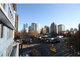 Photo 11: 606 1009 HARWOOD Street in Vancouver: West End VW Condo for sale (Vancouver West)  : MLS®# V1094050