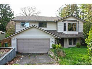 Photo 1: 4882 Cordova Bay Road in VICTORIA: SE Cordova Bay Single Family Detached for sale (Saanich East)  : MLS®# 346899