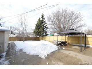 Photo 39: 3307 AVONHURST Drive in Regina: Coronation Park Single Family Dwelling for sale (Regina Area 03)  : MLS®# 528624