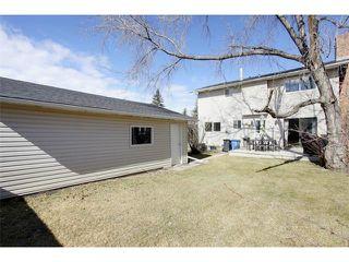 Photo 34: 115 DEERCROFT Place SE in Calgary: Deer Run House for sale : MLS®# C4004185