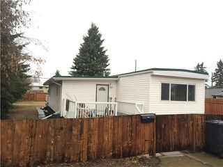 "Photo 1: 8916 77TH Street in Fort St. John: Fort St. John - City SE Manufactured Home for sale in ""AENNOFIELD"" (Fort St. John (Zone 60))  : MLS®# N244157"