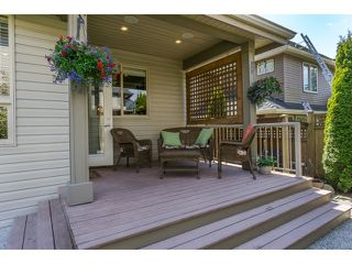 "Photo 18: 5915 164TH Street in Surrey: Cloverdale BC House for sale in ""WEST CLOVERDALE"" (Cloverdale)  : MLS®# F1439520"