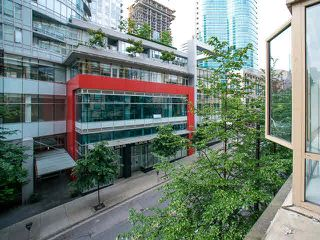 """Photo 16: 302 822 HOMER Street in Vancouver: Downtown VW Condo for sale in """"GALILEO"""" (Vancouver West)  : MLS®# V1126292"""