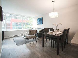 """Photo 2: 302 822 HOMER Street in Vancouver: Downtown VW Condo for sale in """"GALILEO"""" (Vancouver West)  : MLS®# V1126292"""