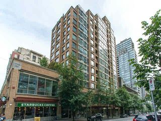 """Photo 20: 302 822 HOMER Street in Vancouver: Downtown VW Condo for sale in """"GALILEO"""" (Vancouver West)  : MLS®# V1126292"""