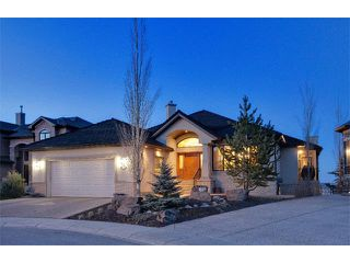 Main Photo: 38 COULEE View SW in Calgary: Cougar Ridge House for sale : MLS®# C4022297