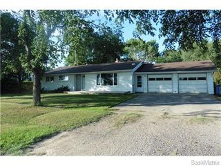Photo 1: 316 2ND Avenue in Gray: Rural Single Family Dwelling for sale (Regina SE)  : MLS®# 546913