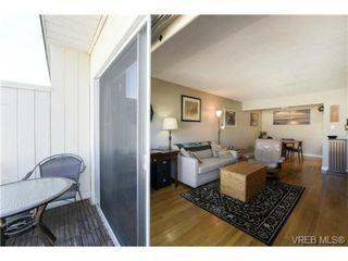 Photo 5: 307 1400 Newport Avenue in VICTORIA: OB South Oak Bay Condo Apartment for sale (Oak Bay)  : MLS®# 356848