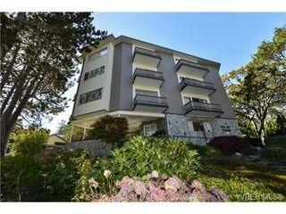 Photo 1: 307 1400 Newport Avenue in VICTORIA: OB South Oak Bay Condo Apartment for sale (Oak Bay)  : MLS®# 356848