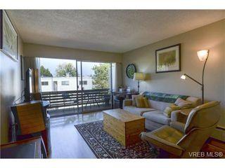 Photo 4: 307 1400 Newport Avenue in VICTORIA: OB South Oak Bay Condo Apartment for sale (Oak Bay)  : MLS®# 356848