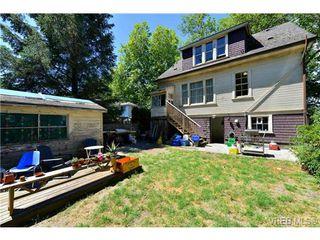 Photo 14: 2821 Shelbourne Street in VICTORIA: Vi Fernwood Single Family Detached for sale (Victoria)  : MLS®# 358919