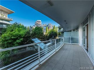 Photo 11: 203 66 Songhees Road in VICTORIA: VW Songhees Condo Apartment for sale (Victoria West)  : MLS®# 365045