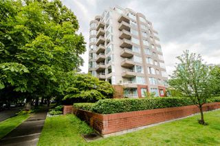 "Photo 2: 403 1566 W 13TH Avenue in Vancouver: Fairview VW Condo for sale in ""ROYAL GARDENS"" (Vancouver West)  : MLS®# R2080778"