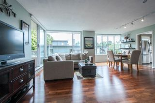 "Main Photo: 403 1566 W 13TH Avenue in Vancouver: Fairview VW Condo for sale in ""ROYAL GARDENS"" (Vancouver West)  : MLS®# R2080778"