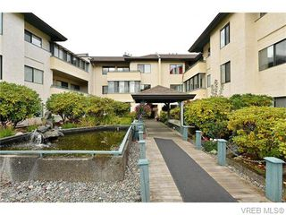 Photo 1: 201 3900 Shelbourne Street in VICTORIA: SE Cedar Hill Condo Apartment for sale (Saanich East)  : MLS®# 370835