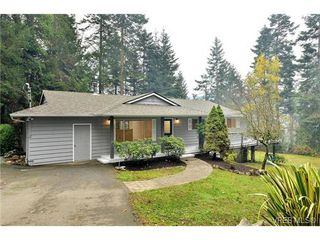 Photo 1: 9245 Hartfell Rd in NORTH SAANICH: NS Ardmore Single Family Detached for sale (North Saanich)  : MLS®# 745864