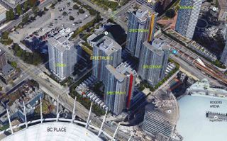"""Photo 19: 2205 668 CITADEL PARADE in Vancouver: Downtown VW Condo for sale in """"SPECTRUM"""" (Vancouver West)  : MLS®# R2128531"""