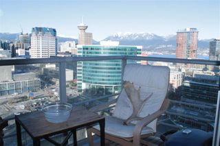 """Photo 2: 2205 668 CITADEL PARADE in Vancouver: Downtown VW Condo for sale in """"SPECTRUM"""" (Vancouver West)  : MLS®# R2128531"""