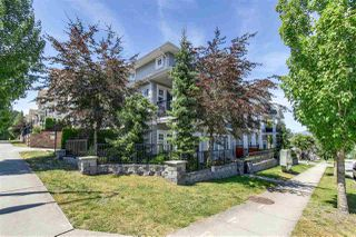 "Main Photo: 604 4025 NORFOLK Street in Burnaby: Central BN Townhouse for sale in ""NORFOLK TERRACE"" (Burnaby North)  : MLS®# R2184899"