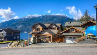 Photo 2: 777 UPPER CRESCENT: Britannia Beach Manufactured Home for sale (Squamish)  : MLS®# R2185994