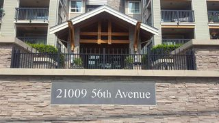 Photo 20: 325 21009 56 AVENUE in Langley: Salmon River Condo for sale : MLS®# R2196723