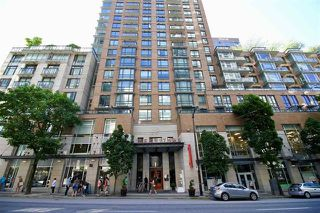 Photo 1: 1206 788 RICHARDS STREET in Vancouver: Downtown VW Condo for sale (Vancouver West)  : MLS®# R2195778