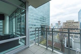 Photo 9: 1206 788 RICHARDS STREET in Vancouver: Downtown VW Condo for sale (Vancouver West)  : MLS®# R2195778