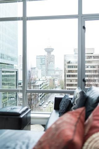 Photo 14: 1206 788 RICHARDS STREET in Vancouver: Downtown VW Condo for sale (Vancouver West)  : MLS®# R2195778