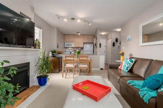 """Photo 7: 307 1386 W 73RD Avenue in Vancouver: Marpole Condo for sale in """"PARKSIDE 73"""" (Vancouver West)  : MLS®# R2206978"""