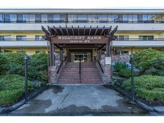 "Photo 1: 303 20460 54 Avenue in Langley: Langley City Condo for sale in ""Wheatcroft Manor"" : MLS®# R2212141"