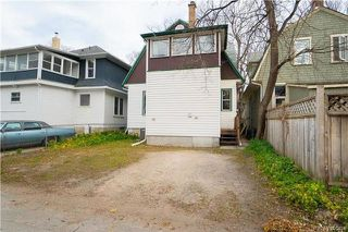 Photo 20: 88 Evanson Street in Winnipeg: Wolseley Residential for sale (5B)  : MLS®# 1727814
